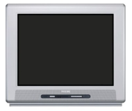 Philips 20PT6245 CRT TV