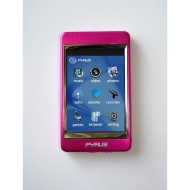Pyrus Electronics 4gb Mp3 / mp4 / mp5 Player with 2.8 Inch Touch Screen and All