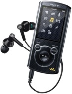 Sony Walkman 8GB Black MP3/Video Player