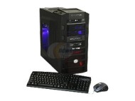 Gamer Supreme 931SLCK Desktop PC Windows 7 Home Premium 64-Bit