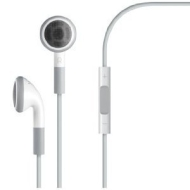 Apple Earphone/Headphone Set With Remote And Microphone For iPhone 3G/3GS - Boxed