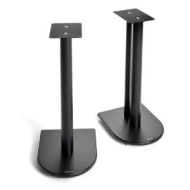 Atacama Duo-6 Black Speaker Stands (Pair) - 60cm Tall
