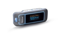 TrekStor i.Beat Mood FM 1 GB MP3 Player (Gray)