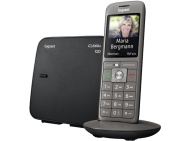 Gigaset CL660A DECT telephone Anthracite,Black