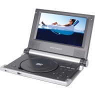 Protron 8 Inch Portable DVD Player