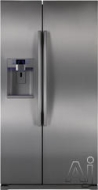 Samsung Freestanding Side-by-Side Refrigerator RSG257AA