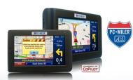 PC Miler PCM430 4.3-Inch Portable GPS Truck Navigator