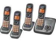 Uniden DECT1480-4 telephone