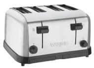 Waring Four Slice Commercial Toaster