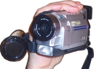 JVC GR DVL 160