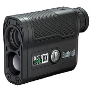 Bushnell Scout 1000 ARC - Rangefinder ( laser ) 5 x 24 - built-in inclinometer - black