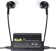 Cad Nb2 Noise-canceling Earphones Black