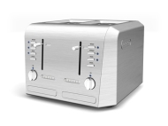 DeLonghi Esclusivo Stainless Steel Toaster