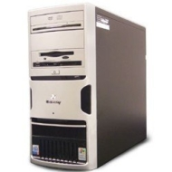 Gateway GM5088 Refurbished AMD Desktop Computer - AMD Athlon 64 X2 4600(Dual-Core) 2.4GHz, 2GB DDR, 400GB HDD, DVD RW Dual-Layer, DVD-Rom, Flash Medi