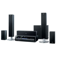 JVC - 5.1 Home Theater System