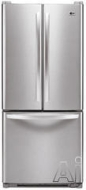 LG Freestanding Bottom Freezer Refrigerator LFC20760