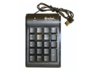 Connectland CL-KBD20006 USB numeric keypad with Easy Cable Management