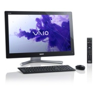 "Sony VAIO All-in-One 24 "" Touchscreen Desktop Computer - SVL24145CXW"