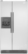 Whirlpool Freestanding Side-by-Side Refrigerator ED2KVEXV