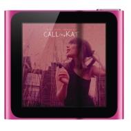 Apple 8GB 6th Generation iPod nano - Pink