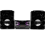 PANASONIC SC-AKX660E-K Wireless Megasound Hi-Fi System - Black