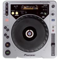 Pioneer CDJ-800 Table Top CD Player