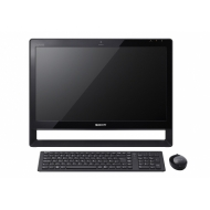Sony VAIO J12L0E 21.5 inch Touchscreen All-in-One Desktop PC (Intel Core i3 370M 2.4GHz, 3Gb, 500Gb, DVDSM, WLAN, BT, Webcam, Win 7 Home Premium)