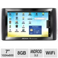 "Archos 70b Tablette 7"" (17,78 cm) ARM cortex A8 8 Go Android 3.2 Honeycomb"