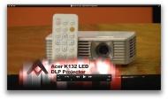 Acer K132