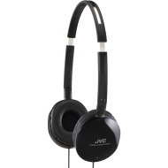 JVC - HAS150 Headphone - Silver HA-S150
