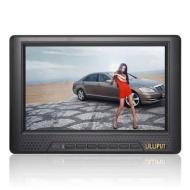 Lilliput 668GL 7 pulgadas de monitor de campo en la cámara HD LCD con batería interna (HDMI, componente, entrada de vídeo compuesto)