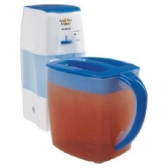 Mr. Coffee 3-Quart Iced Tea Maker, Red, TM75RS