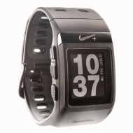 Nike + SportWatch GPS Powered by TomTom (Certified Refurbished) (Black/ Blue)