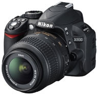 Nikon D3100 DX-Format Factory Refurbished Digital SLR Camera 2-Lens VR Outfit(18-55 AF DX & 55-200mm VR f4-5.6G)