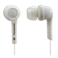 Panasonic RP-HJE130E-W In-Ear Headphones - White