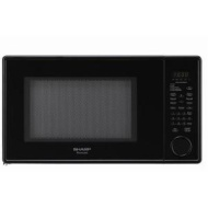 Sharp 1.3 Cu. Ft. Microwave-Black