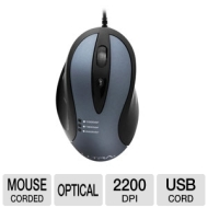 U12-40867 Optical Gaming Mouse - 2200 DPI 6 Buttons Ultra U12-40867 Optical Gaming Mouse - 2200 DPI 6 Buttons