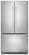 Whirlpool Freestanding Bottom Freezer Refrigerator GX5FHDXV