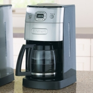 Cuisinart Automatic Grind & Brew 12-Cup Coffee Maker