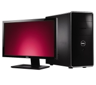 "Dell Desktop - 4GB RAM, 500GB HD, DVD Burner &20"" Monitor"
