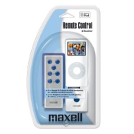 Maxell P-1A - Player remote control