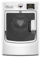 Maxima 4.3 cu. ft. Front Load Washer in White