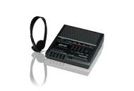 Panasonic RR-930 - Microcassette transcriber - black