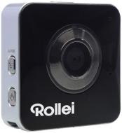 Rollei mini WiFi Camcorder mit Webcam schwarz