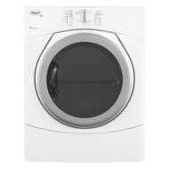 Whirlpool Duet 6.7 Cu. Ft. 8-Cycle Electric Dryer - White