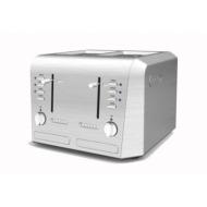 De-Longhi Stainless Steel 4-slice Toaster