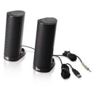 Dell AX210CR Haut-parleurs USB Noir