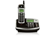 GE 5.8GHz Two-Line Cordless Telephone with Answering Machine