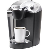 Keurig® OfficePRO® Single-Cup Commercial Coffee Brewer, Black/Silver