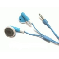 Konnect - Stereo Earphones For iPod/MP3 - Blue -